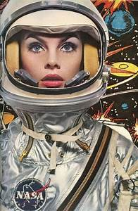 Female Astronaut Space Wear - Pics about space