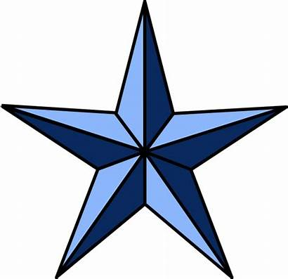 Nautical Star Clip Clipart Transparent Vector Outline