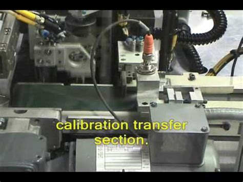 automated piston banding machine youtube