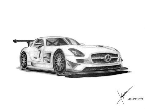 Mercedes Benz SLS AMG GT3 by A-b-o-r-y-n-n on DeviantArt