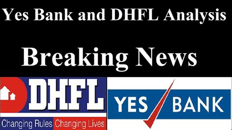 Yes Bank & Dhfl Breaking News || Stock Market Today