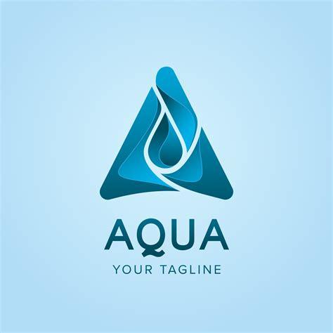 Aqua Logo Free Vector Art - (1,490 Free Downloads)