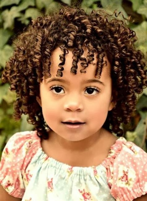 cute hairstyles for short curly hair for kids hair and