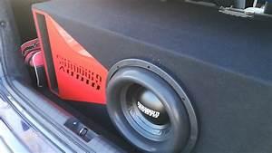 Sundown Audio X 12 V 2 - Subwoofer Excursion