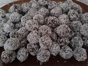 kokosové kuličky cukroví