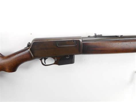 Winchester Model 1907 Caliber 351 Sl