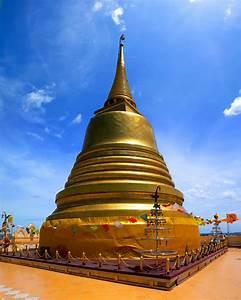 35 Very Beautiful Wat Saket Temple, Bangkok Pictures And ...