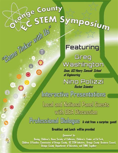 Oc Stem  Ec Stem Symposium
