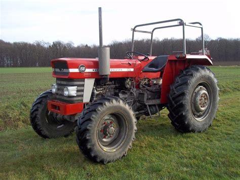 massey ferguson 158 massey ferguson mf 158 allrad oldtimer traktor technikboerse