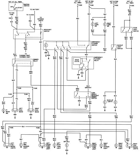 im    color coded wiring diagram    vw