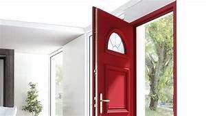 porte d39entree moderne et design en alu pvc chez prodalu With porte entrée pvc ou alu