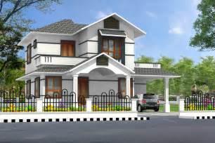new home designs modern residential villas designs dubai - Residential Home Design