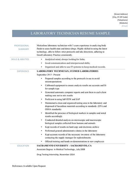 Pharmacy Technician Resume Sle by 15338 Tech Resume Template Dorable Sle Process