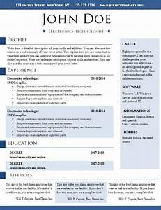 Amazing cv templates idealvistalistco for Amazing resume templates free