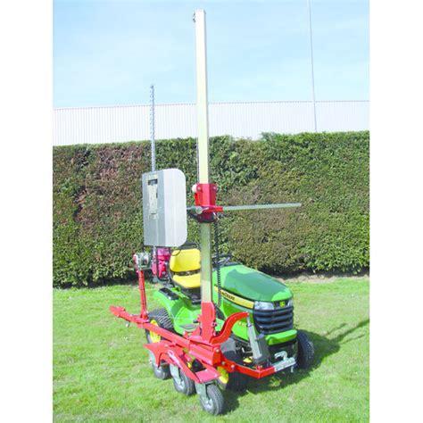 systeme electrique pour le syst 232 me de taille haie pour tracteur tondeuse cochet