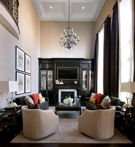 best 25 narrow family room ideas on large