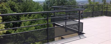 barriere de securite pour terrasse barreau le havre avocat