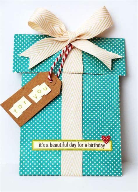 geschenkkarten selber basteln karten selber basteln 101 tolle ideen f 252 r jeden anlass bastelideen deko feiern diy