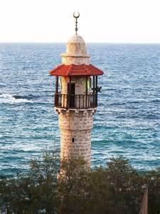 Israel Tel Aviv Lighthouse