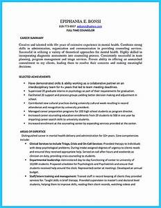 good objectives in a resume outstanding counseling resume examples to get approved