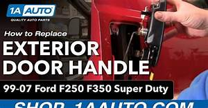 1999 Ford F350 V10 Diy Troubleshooting Guide