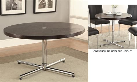adjustable height round coffee table coffee tables ideas coffee table adjustable height lift
