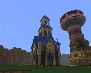 Fantasy / medieval manor Minecraft Project