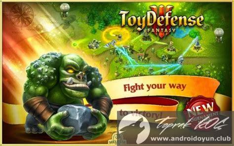 toy defense fantasy tower td  mod apk  hileli