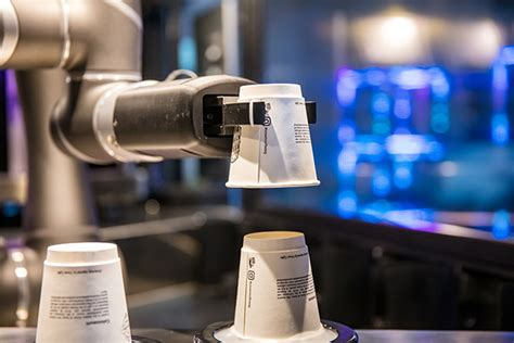 Ella, singapore's first ever robotic barista, works four times faster than a human barista, and can serve up to 200 cups per hour. Meet ELLA, the AI-powered robotic barista you keep hearing about