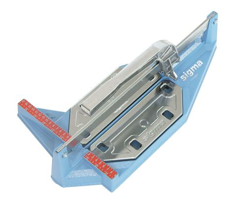 Sigma Tile Cutter by 7f Sigma Pull Tile Cutter 14 10x10 Diagonal W Rip Guide