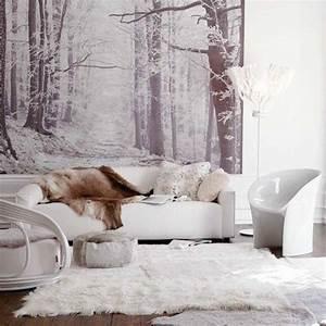 adopter la deco cosy pour passer lhiver dans une ambiance With tapis de course avec plaid luxe pour canapé