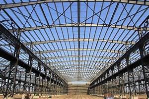 steel structure industrial building heavy steel frame With commercial steel frame buildings