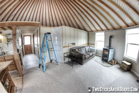 45 Best Images About Yurts On Pinterest