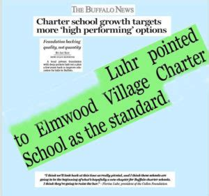 evcs recognized exemplar elmwood village charter schools