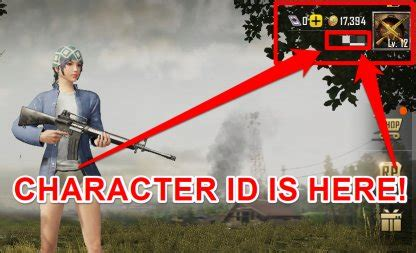 pubg mobile   change   id card