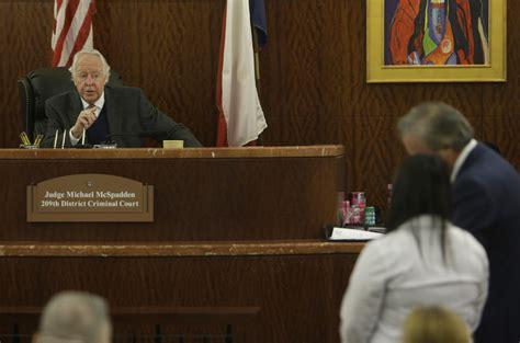 judge houston harris county district judges texas chronicle michael case courtroom antonio san death