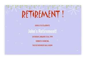 custom wedding invitations online ad free retirement farwell party einvites