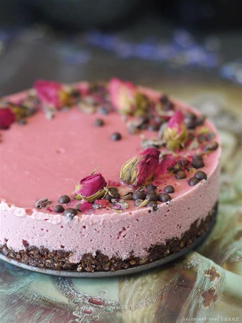 simple vegan dessert recipes chocolate beet cheesecake l unconventional baker