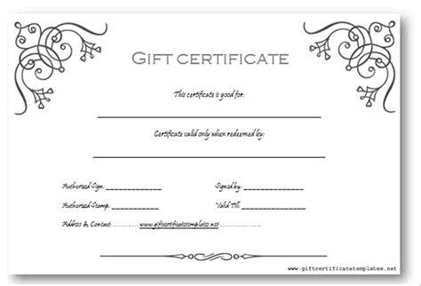 gift voucher templates word pics gift voucher template