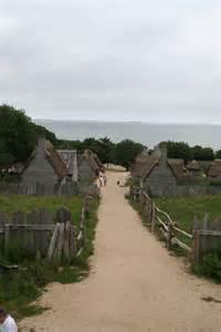 Plymouth Plantation MA