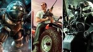 Top 10 Current-Gen Games van Dennis