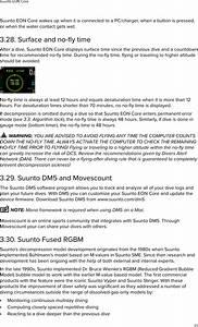 Suunto 23821 Dive Computer User Manual Suunto Eon Core