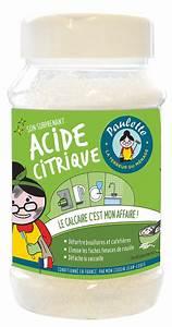 Ou Trouver De L Acide Citrique : d tartrant puissant poudre acide citrique pour d tartrer ~ Dailycaller-alerts.com Idées de Décoration