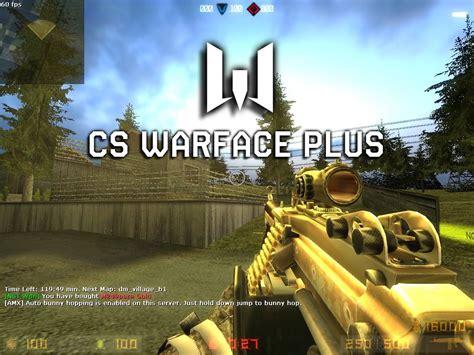 cs warface  mod  counter strike mod db