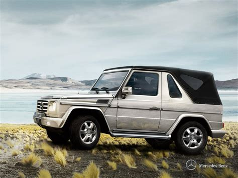 Mercedes G Class Cabriolet by Mercedes G Class Technical Specifications And Fuel