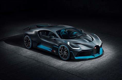 Bugatti Reveals 1,500horsepower, $578million Divo