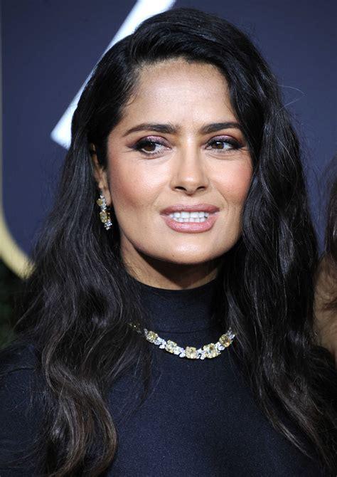 salma hayek    annual golden globe awards