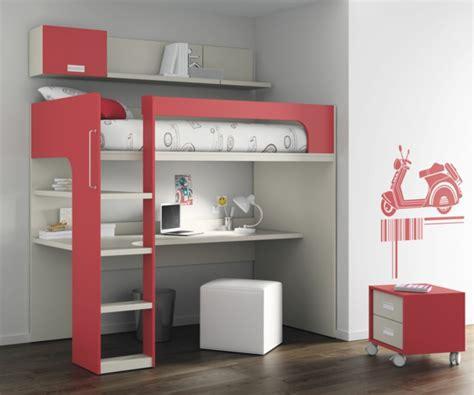 bureau pour mezzanine le lit mezzanine et bureau plus d 39 espace