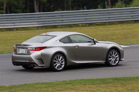 lexus sports car rc 2015 lexus rc 350 f sport review digital trends