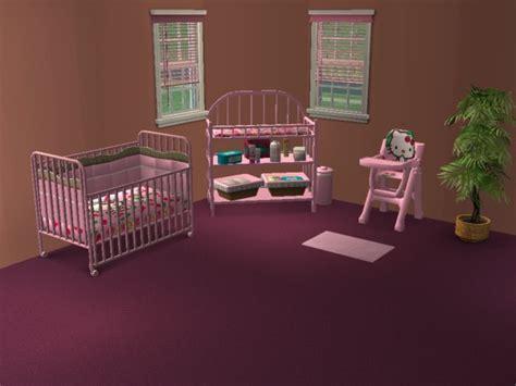 hello chambre chambre de bébé hello fashion sims
